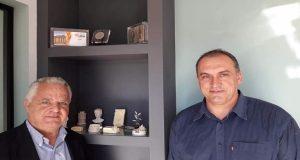Δ. Αναστασίου: «Δεν ανησυχούμε αλλά και δεν εφησυχαζόμαστε στα Καλύβια»…