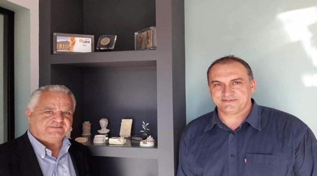 Δ. Αναστασίου: «Δεν ανησυχούμε αλλά και δεν εφησυχαζόμαστε στα Καλύβια» (Ηχητικό)