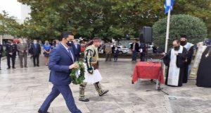 Ο Δήμαρχος Αγρινίου Γ. Παπαναστασίου για το συμβολισμό της ημέρας…