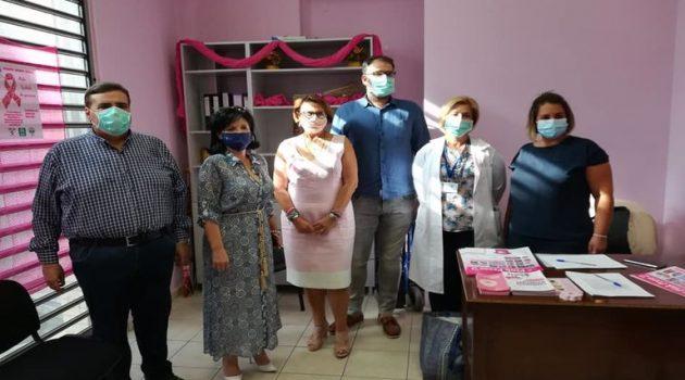 Αγρίνιο: Δράσεις για την Παγκόσμια Ημέρα Κατά του Καρκίνου του Μαστού (Photos)