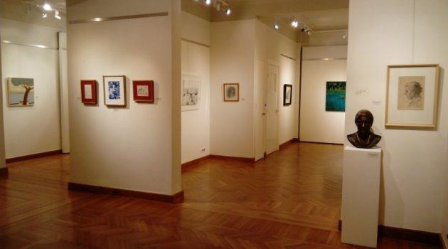 Στο Εθνικό Κέντρο Τεκμηρίωσης η μόνιμη συλλογή έργων τέχνης της Δ.Π.Α.