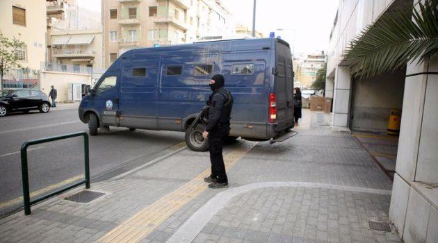Χρυσή Αυγή: Ασύλληπτα μέτρα ασφαλείας για την απόφαση
