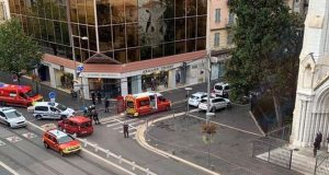 Γαλλία: Τρεις νεκροί σε επίθεση με μαχαίρι σε εκκλησία στη…