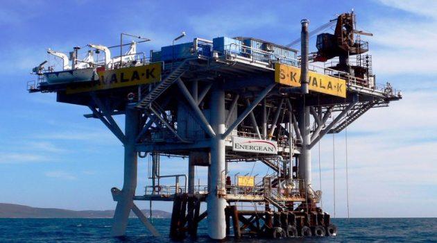 Energean: Υπόγεια Αποθήκη Φυσικού Αερίου (Photos)
