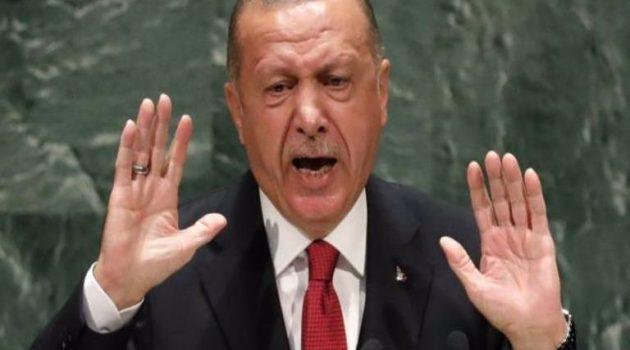 Επιχείρηση «ξεπλύματος» του Ερντογάν από το Bloomberg