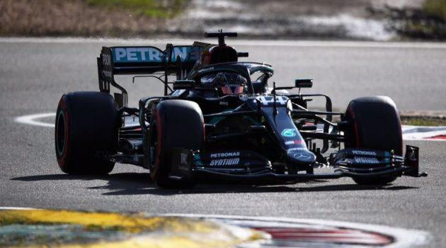 Formula 1 – GP Άιφελ: Νίκησε και ισοφάρισε τοv Σουμάχερ o Χάμιλτον