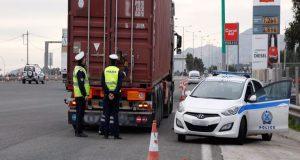 Αμφιλοχία: Οδηγούσε φορτηγό χωρίς δίπλωμα