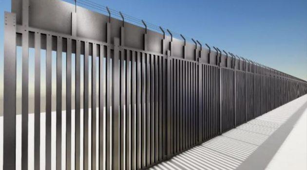 Έβρος: Αυτός είναι ο νέος φράχτης στα σύνορα (Photos)