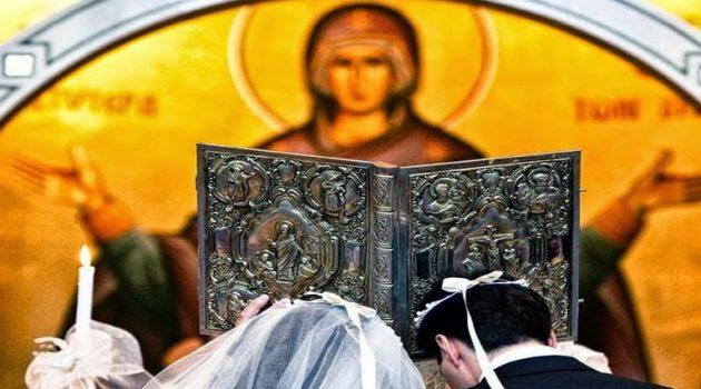 Ι.Ν. Αγίας Τριάδος Αγρινίου: «Σύναξη» με θέμα: «Ο Ορθόδοξος Γάμος»