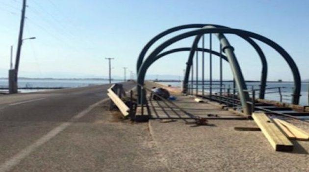 «Η κατασκευή της ίδιας Γέφυρας, στον ίδιο χρόνο, θα πληρωθεί δύο φορές;»