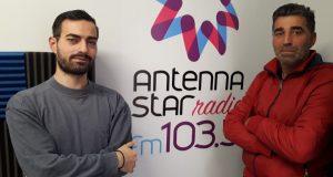 Γιώργος Γιάκος: «Πρόκληση για εμένα ο Αμβρακικός Λουτρού» (Ηχητικό)