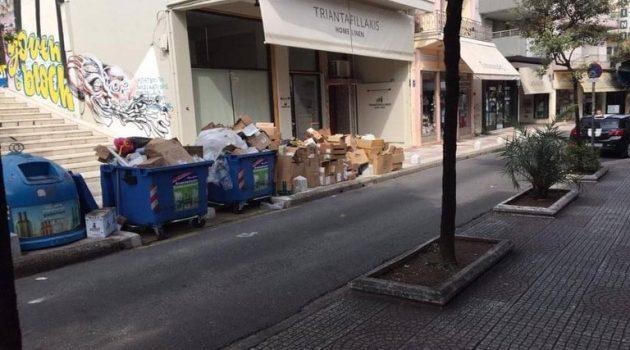 Αγρίνιο: Οργή Κωστίκογλου για τις εικόνες σε κεντρικό εμπορικό δρόμο