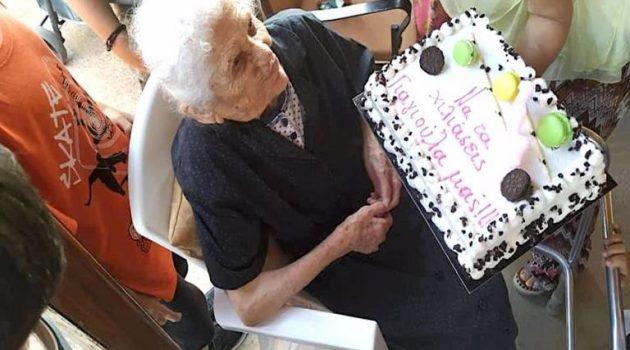 Κρέστενα: Πέθανε σε ηλικία 115 ετών η γηραιότερη Ελληνίδα (Video)
