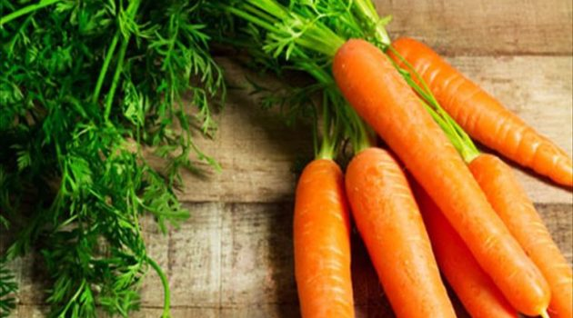 Το καρότο και τα οφέλη του στην υγεία μας