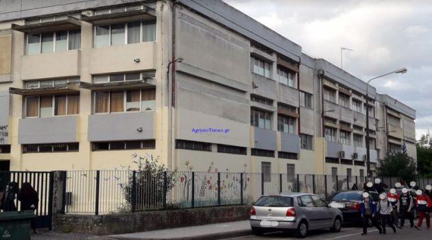 Κατάληψη στο 6ο Γυμνάσιο Αγρινίου (Photos)