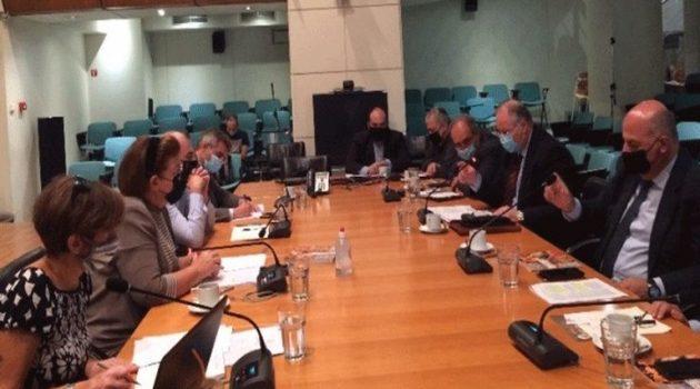 Συνεδρίαση της Διυπουργικής Επιτροπής για την καταπολέμηση της αρχαιοκαπηλίας