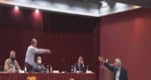 Άγριος καβγάς ανάμεσα σε νυν και πρώην Περιφερειάρχη Πελοποννήσου (Video)