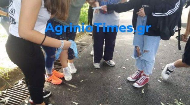 Αγρίνιο: Κινητοποίηση της Πυροσβεστικής – Κοριτσάκι σε φρεάτιο σχολικού προαυλίου (Photos)