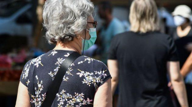 Κορωνοϊός: Η πανδημία σήμερα σε όλη τη χώρα – Στο κόκκινο η Στερεά