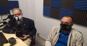 Ο Πρόεδρος του Γ.Ο.Ε.Β. Αχελώου στον «Antenna Star Radio FM…
