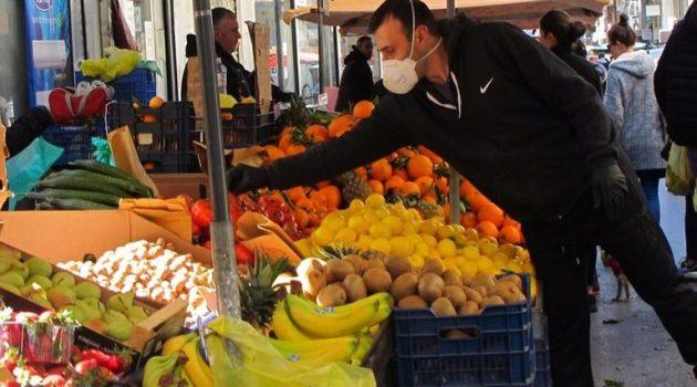 Αγρίνιο: Κανόνες στη λειτουργία των Λαϊκών Αγορών στις 29 και 31/10