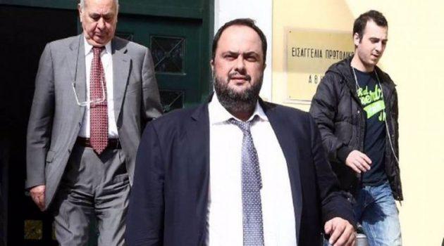 Ο Βαγγέλης Μαρινάκης ενώπιον του Β' Τριμελούς Εφετείου Κακουργημάτων