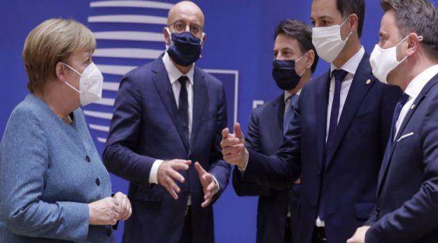Μέρκελ: Δύσκολη η συζήτηση με Ελλάδα – Κύπρο | Βήμα προόδου η συμφωνία