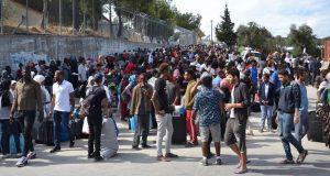 Άλλο ένα λεωφορείο με μετανάστες έφτασε στο Μεσολόγγι