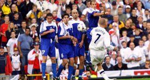 Ντέιβιντ Μπέκαμ: «Ανατριχιάζω στη σκέψη του γκολ με την Ελλάδα»