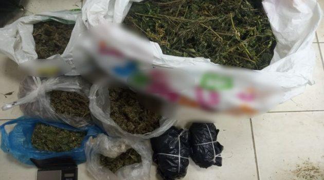 Ιόνια Οδός: Δύο συλλήψεις για ναρκωτικά
