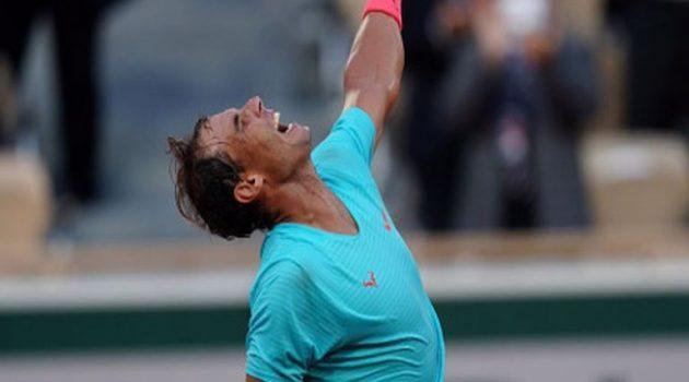 Ο Ραφαέλ «Ράφα» Ναδάλ Παρέρα κατέκτησε το 13ο Roland Garros!
