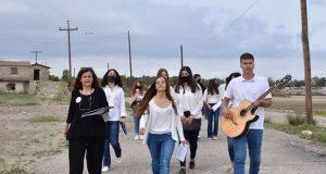 Μεσολόγγι: Η Ομάδα Φιλαναγνωσίας του 2ου Λυκείου στο Μουσείο Άλατος…