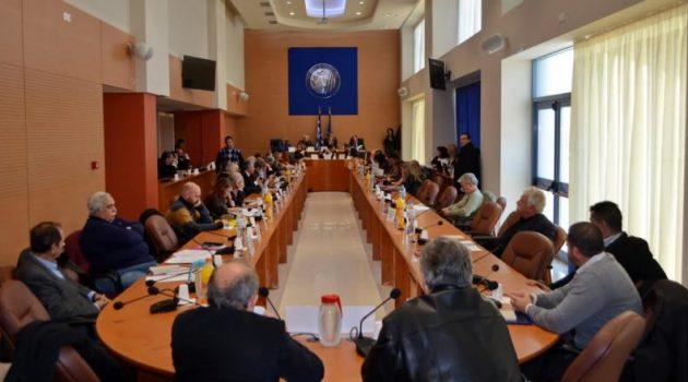 ΛΑ.Σ. Δ. Ελλάδας: Αποπομπή της χρυσαυγίτικης παράταξης από το Περ. Συμβούλιο