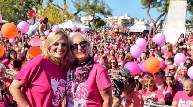 Αχαΐα: Κορυφώνεται το Pink the City 2020 από το «Άλμα Ζωής» Αχαΐας