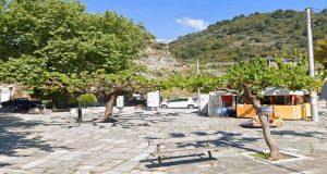 Ναύπακτος: Ριζική αναμόρφωση για την πλατεία Κεφαλοβρύσου