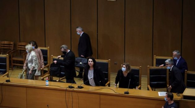 Χ.Α.: Ισόβια για Ρουπακιά πρότεινε η Εισαγγελέας – 13 χρόνια για τη διευθυντική ομάδα