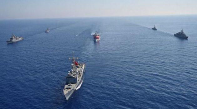 Π. Νεάρχου: Τα έξι ναυτικά μίλια δεν μπορούν να είναι η κόκκινη γραμμή