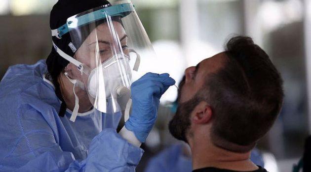 Ε.Ο.Δ.Υ.: 865 νέα κρούσματα – 86 διασωληνωμένοι – 6 θάνατοι