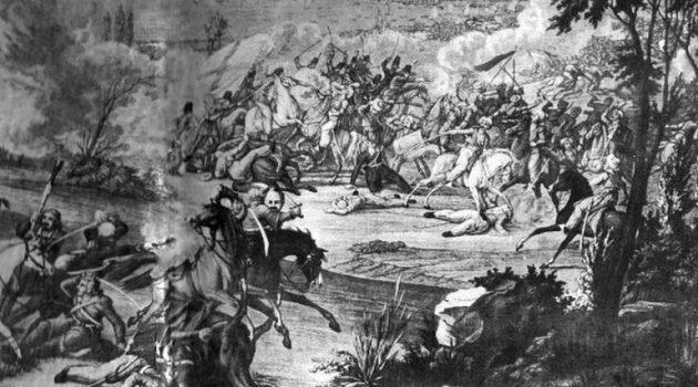 Η πρώτη πολιορκία του Μεσολογγίου
