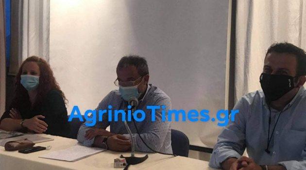 Αγρίνιο – Στ. Παραστατίδης: Νίκη της Δημοκρατίας η απόφαση για τη Χρυσή Αυγή (Video – Photos)