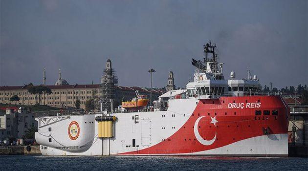 Πρόκληση από την Τουρκία: Οι έξι λόγοι για τους οποίους βγάλαμε πάλι το Oruc Reis