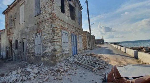 Πλημμύρισαν σπίτια και καταστήματα στο Λιμάνι της Σάμου (Video)