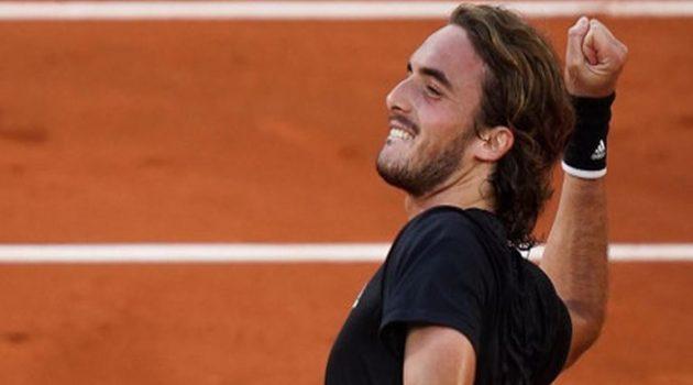 Roland Garros: Νέα ιστορική πρόκριση του Στέφανου Τσιτσιπά – Το πρόγραμμα των Ημιτελικών