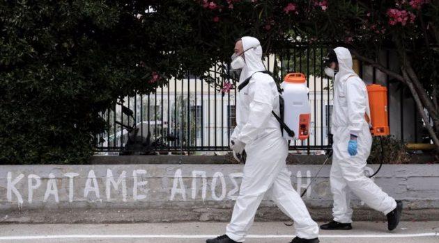 Ε.Ο.Δ.Υ.: Δύο νέα κρούσματα στην Π.Ε. Αιτωλοακαρνανίας