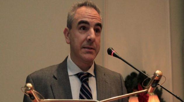Ο Θάνος Ντόκος νέος Σύμβουλος Εθνικής Ασφαλείας του Πρωθυπουργού