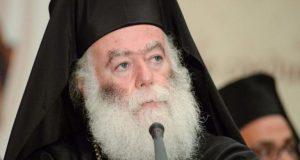 Το συγκινητικό μήνυμα του Πατριάρχη Αλεξανδρείας για την 28η Οκτωβρίου