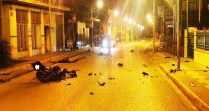 Νεκρή 23χρονη σε τροχαίο στην Αμαλιάδα (Photos)
