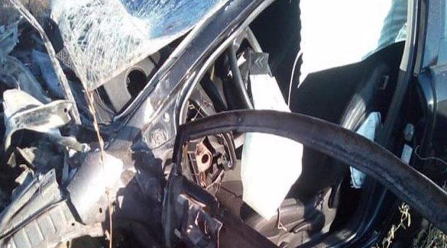 Ναύπακτος: Αυτοκίνητο έπεσε πάνω σε κολόνα της Δ.Ε.Η. (Video – Photos)