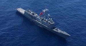 Ελληνοτουρκικά: Στο Βόρειο Αιγαίο πλοία του τουρκικού πολεμικού ναυτικού