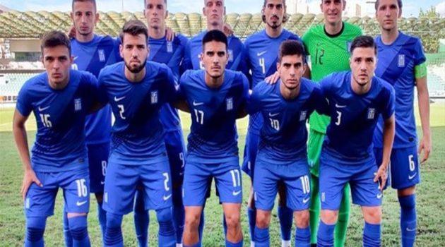 Η Εθνική Ελπίδων ηττήθηκε 1-0 από την αντίστοιχη της Κροατίας